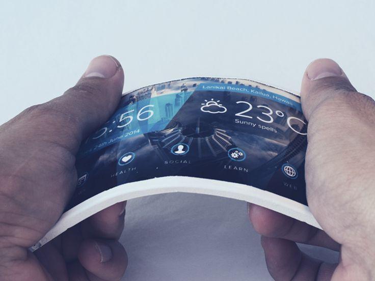 screen flexibility