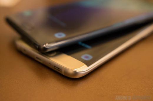 Galaxy Note 7 Display
